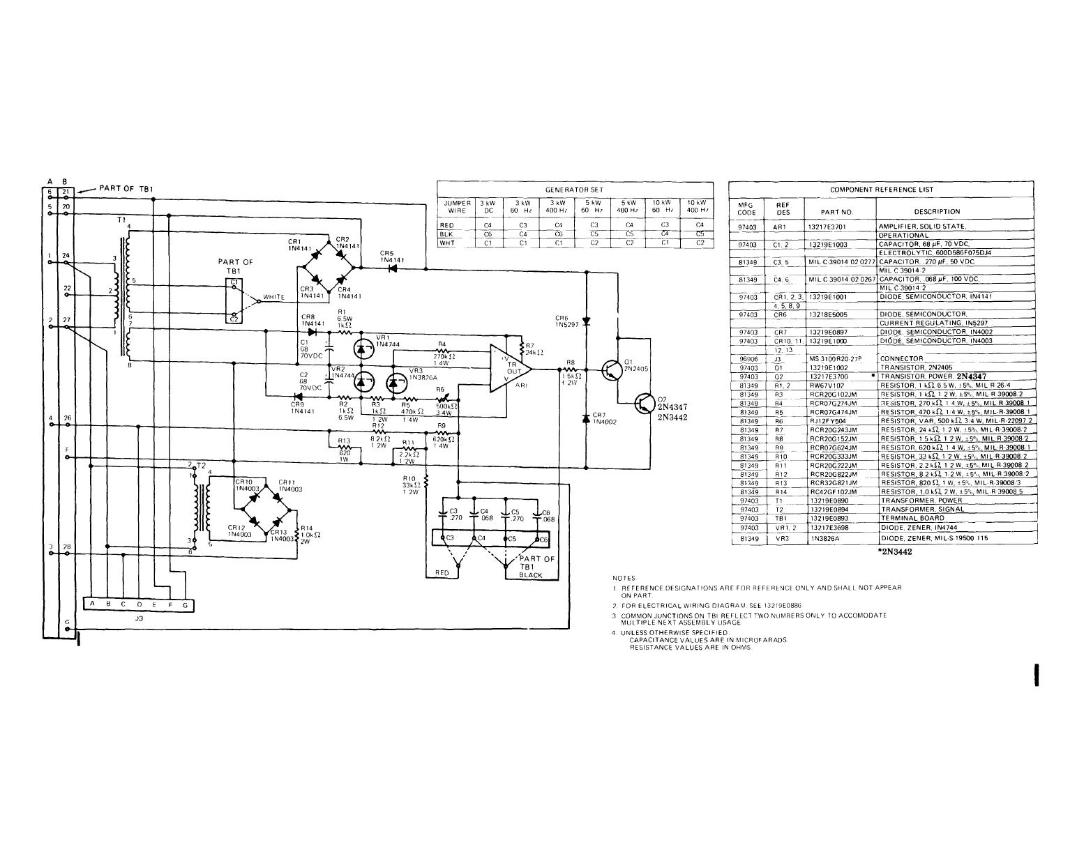 Ac Generator Wiring Diagram Another Blog About Loran C Block 3 Phase Get Free Image Single